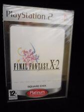 Final Fantasy X-2 para playstation 2 nuevo y precintado