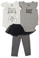 Carter's Baby & Toddler Clothing Perfect 3Pieces Bodysuit Sets