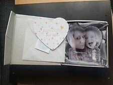 Personalised Heart Photo Crystal - Couples, Wedding, Kids, Love