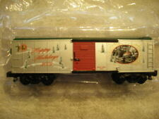 48376 American Flyer 2009 Holiday Boxcar New In Box