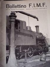 Bollettino FIMF 77 1974 Elettrificazione tradizional FS