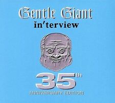 Gentle Giant Interview CD