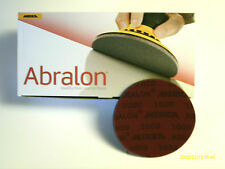 "20  6""  ABRALON PADS BRAND NEW 1000 GRIT - AUTHENTIC PADS BY MIRKA"