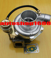 GT28 GT2870 T25 .60 A/R compressor .64 A/R turbine water&oil turbo Turboharger