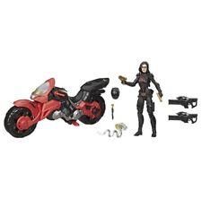 Hasbro Gi Joe Classified Series Baroness  With C.O.I.L. Figure And Vehicle