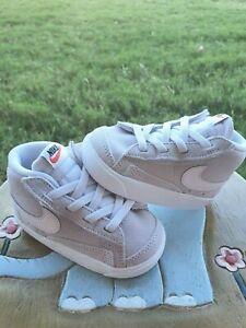 "Nike Blazer Mid '77 Suede ""Light Violet"" BRAND NEW Toddler 5C"