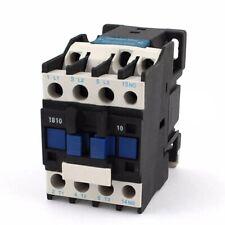 Power AC Contactor 1NO AC 220V 50/60Hz Coil Motor Starter Relay 32A 3-Phase O2X6