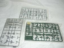 Military model Ww2 figures used Tamiya