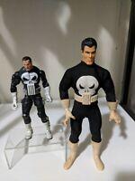Marvel Legends Toybiz Series 4 AND Signature Series Punisher Action Figure