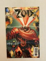 Action Comics #23.2 DC 2013 Zod #1 Lenticular Cover
