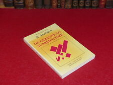 [Bibliothèque R-JEAN MOULIN ART XXe] K. MALEVITCH / DE CEZANNE AU SUPREMATISME