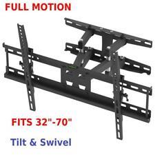 Full Motion TV Wall Mount Swivel Bracket 32 37 40 42 47 50 52 55 60 65 70