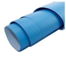 Carta plastica pellicola adesiva blu oltremare mt 2x45 cm per cassetti mobili