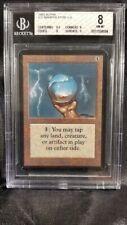 MTG Graded Magic Card: Alpha : BGS 8: Icy Manipulator