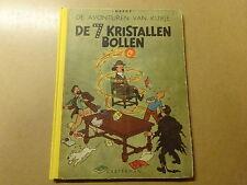 STRIP / KUIFJE 12: DE 7 KRISTALLEN BOLLEN | 1ste druk | 1948