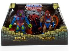 *Damaged Package* Masters of the Universe Classics Rotar Vs Twistoid 2 Pack Motu