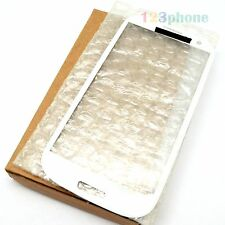 (BOX PACKAGING) OUTER GLASS LENS FOR SAMSUNG GALAXY S3 i9300 i747 #WHITE