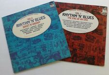 Rythme & Blues Legendary Masters Series Lot de 2xLPs Sweet & Greasy Kz64