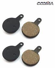 2 paires de Plaquettes de freins TEKTRO Iox.11 Lyra Novela TEKTRO LYRA PADS