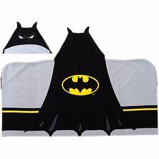 Batman Logo Hooded Bath Beach Towel NWT