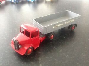 dinky supertoys commercial artic Redone