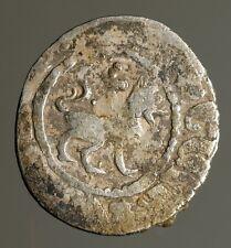Z-196 Cilician Armenia, Levon IV 1320-1342AD, Silver Takvorin King on horse/Lion