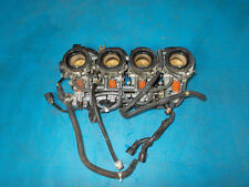 YAMAHA YZF R1 5PW YZF-R1 2002 2003 2004 COMPLETE THROTTLE BODIES INJECTORS
