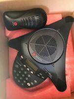 Polycom SoundStation 2 2201-16000-601 Conference Phone - GRADE A - SS2