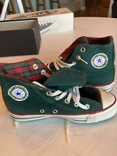 Vintage Converse, Made in Usa, Holiday Elf Shoes, Mens. 3 1/2