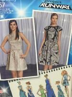 Simplicity Sewing Pattern 1157 0832 Misses Ladies Dress Size 4-12 Uncut