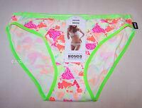 Bonds Ladies Hipster Bikini Stripe / Print Design Brief New Select Colour & Size