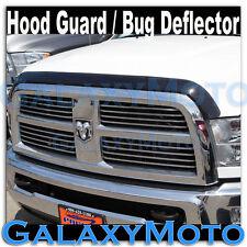 10-15 Dodge Ram Heavy Duty Black Bug Shield Guard Deflector Hood Guard Protector