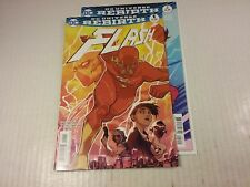 The Flash #'s 1 (VF+) and 2 (VF), First Cameo Godspeed