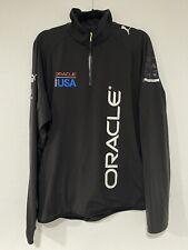 Oracle Team USA PUMA Sz XL Sailing Racing 34th Cup Jacket 2013 Pullover READ