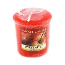 Bougies et chauffe-plats de décoration intérieure paraffine pomme