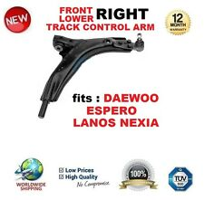 FOR DAEWOO ESPERO LANOS NEXIA  FRONT AXLE LOWER RIGHT TRACK CONTROL ARM w/o BUSH