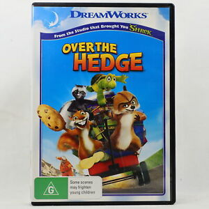 Over the Hedge Animation Adventure DVD R4 Good Condition Keep Case