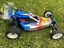 Team Associated Reproduction Rc10 B3 Bodyshell New Clear Iconic Vintage