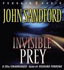 Invisible Prey Lucas Davenport Mysteries