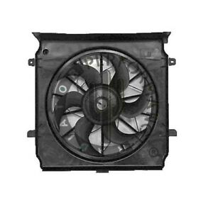 A/C Condenser Fan Assembly Performance Radiator fits 02-03 Jeep Liberty 3.7L-V6