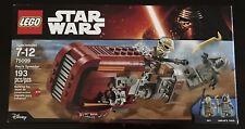 LEGO Star Wars - Rey's Speeder 75099 - The Force Awakens - 193 PCS BRAND NEW