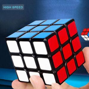 Magic Rubiks Cube 3 * 3 * 3-Gang-Würfel Smooth Game Classic Puzzles Original Neu