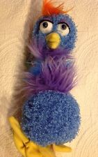 Dr. Phineas Magical Emporium Doi Bird Hand Puppet with Glove & Wood Handle