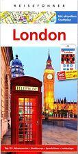 REISEFÜHRER LONDON 2017/18 inklusive Reise-App + GR. STADTPLAN STADTFÜHRER NEU