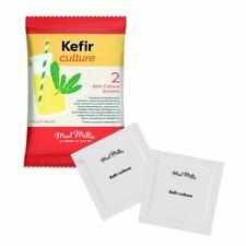 Mad Millie KEFIR culture 2x Pack rend jusqu'à 6 L de santé naturels boisson