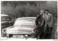 18506/ Originalfoto 7x10cm, Ford Thunderbird,  ca. 1955