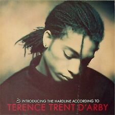 TERENCE TRENT D'ARBY 'INTRODUCING THE HARDLINE' UK LP