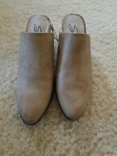 NWTS Seven7 Dandy Mule Women's Heel  Size 7 Authentic
