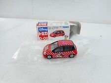 Disney Tomy  Tomica Collection D-02 Toyota Vitz YARIS DISNEY NM BOX
