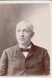 Vintage Photo de Presse George D.Perkins Iowa Congressman